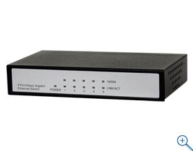 ギガビット対応スイッチングハブ(5ポート) ZNSIEZ2005G