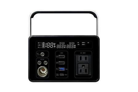 SKジャパン ポータブル蓄電池(300W) SKJ-MT300SB 防災 キャンプ 屋外