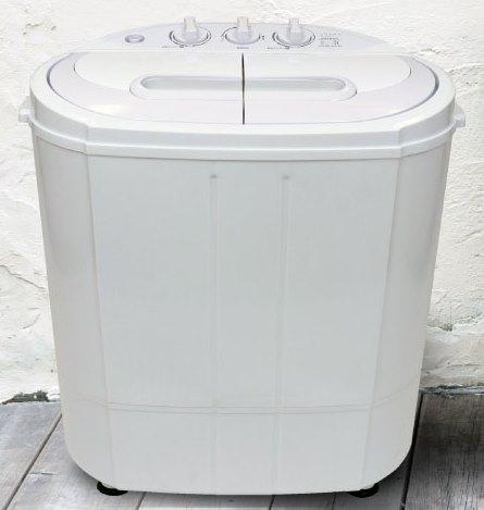 普通の洗濯物とは分けて洗いたい!そんの要望にお応えして!!SKジャパン ミニ2槽式洗濯機 SKジャパン ミニ2槽式洗濯機 ステンレス脱水槽 SW-A252 洗濯容量3.6Kg 脱水容量2Kg
