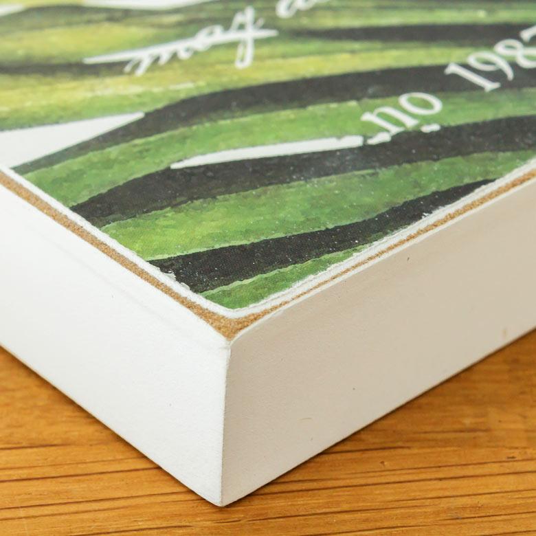 ソテツ リーフをモチーフにした アートパネル(65360)絵画 アート 壁掛け インテリア 絵 ナチュラル 植物 おしゃれ モダン ウォールデコレーション リーフモチーフ 壁飾り プリント アートプリント 西海岸 男前 インテリア