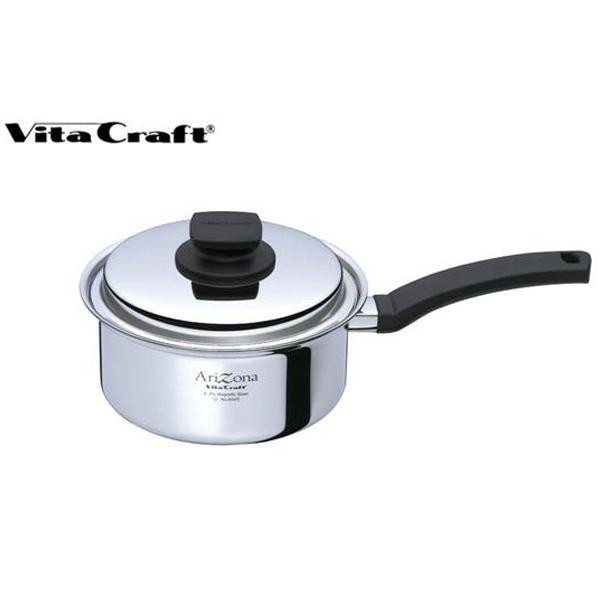 VitaCraft Arizona(ビタクラフト アリゾナ) 片手ナベ 17cm 8545