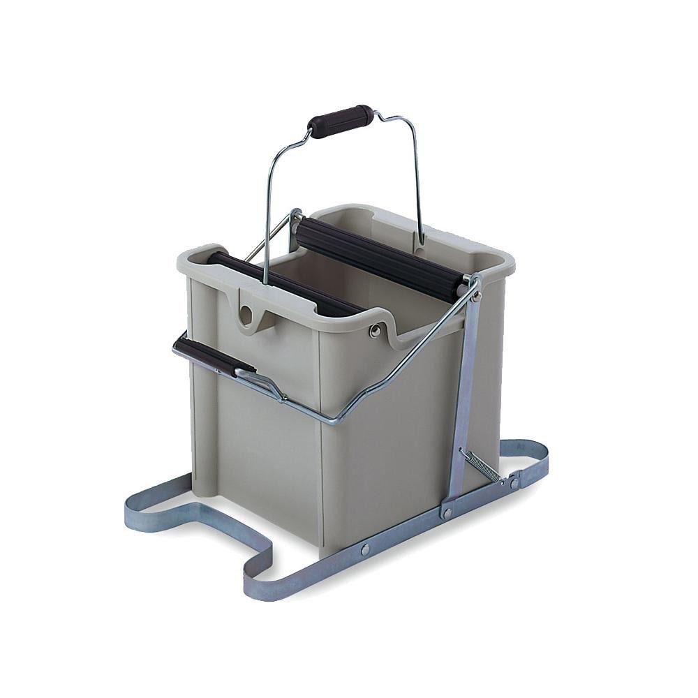 手を濡らさずしっかりとモップが絞れるモップ絞り器 テラモト MMモップ絞り器 テレビで話題 ハイクオリティ CE-892-000-0 C型