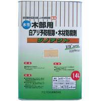 ジノテクト 水性防蟻・防虫・防腐剤(木部用) 14L 代引き不可