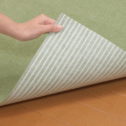 【エントリーでポイント10倍!】 おくだけ吸着 キッチンマット 巾90×長さ240cm