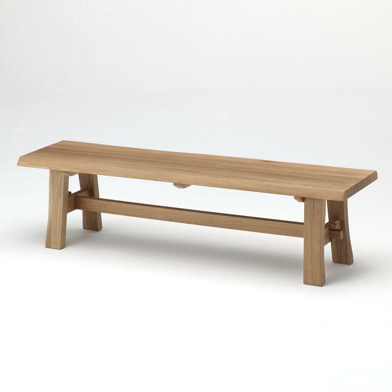 【送料無料】 古彩 ベンチ155 【ベンチ 木製】【ダイニング ベンチ】