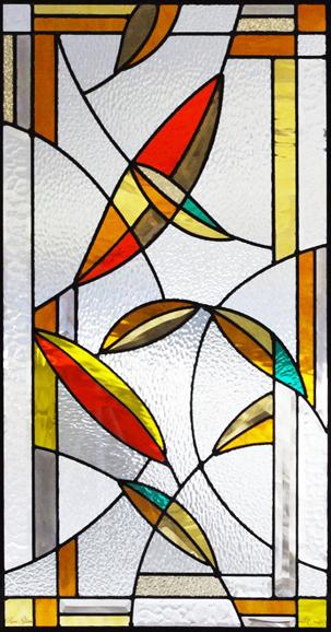 ステンドグラス ピュアグラス SH-A36 【ステンドガラス/ガラス/ランプ/シート/照明/北欧/おしゃれ/アンティーク/取り付け/DIY/ドア/窓/リビング/浴室/玄関/日除け/目隠し/室内/屋内】