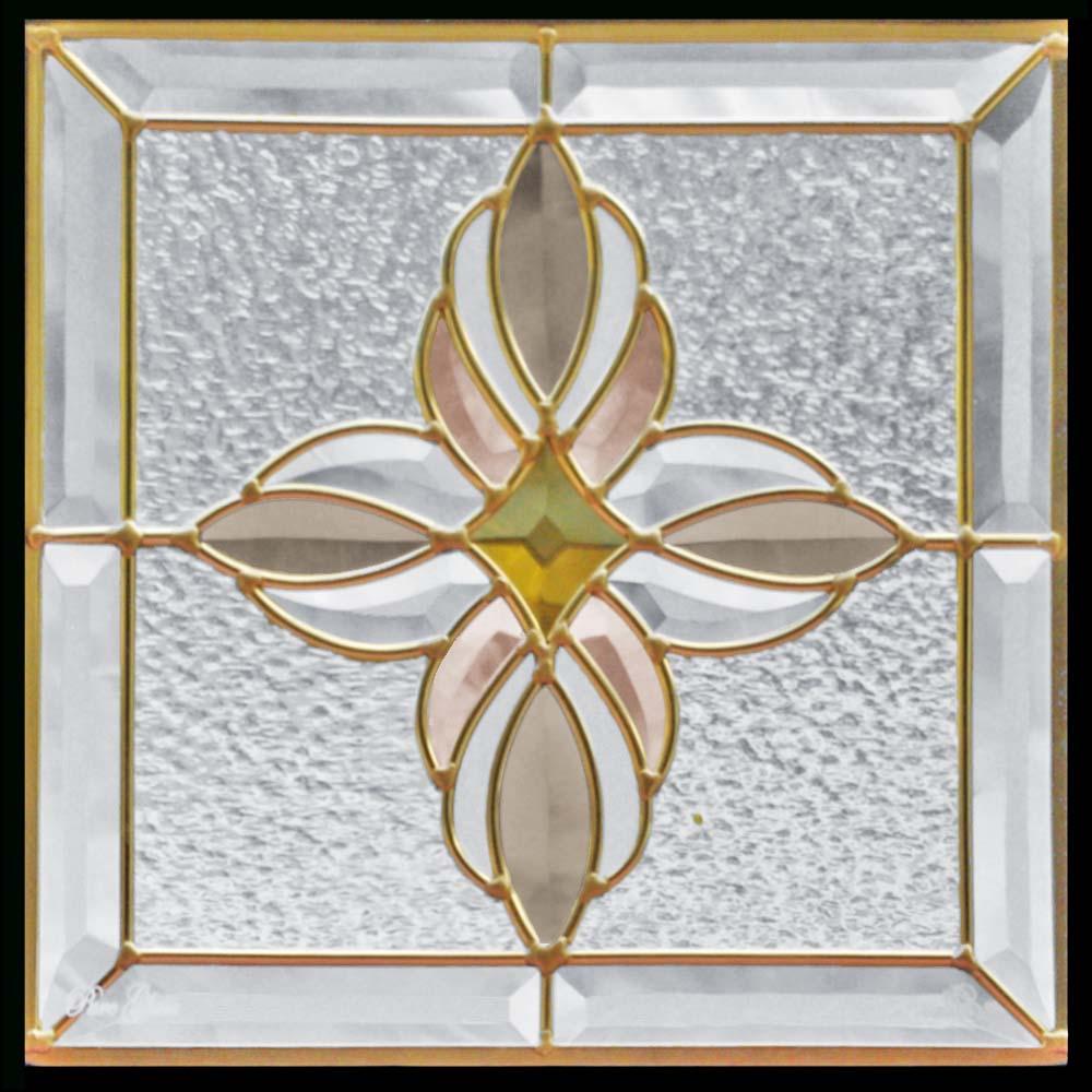 ステンドグラス ピュアグラス SH-E01 パネル 窓枠 おしゃれ アンティーク ガラス ランプ シート 照明 北欧 取り付け DIY ドア 窓 リビング 浴室 玄関 日除け 目隠し 室内 屋内 ステンドガラス 送料無料