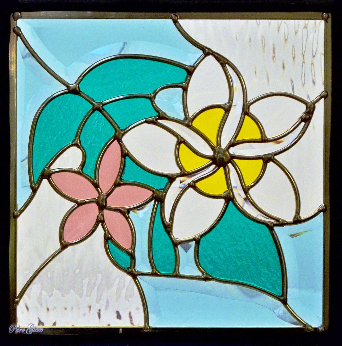 ステンドグラス ピュアグラス SH-E12 パネル 窓枠 おしゃれ アンティーク ガラス ランプ シート 照明 北欧 取り付け DIY ドア 窓 リビング 浴室 玄関 日除け 目隠し 室内 屋内 ステンドガラス 送料無料