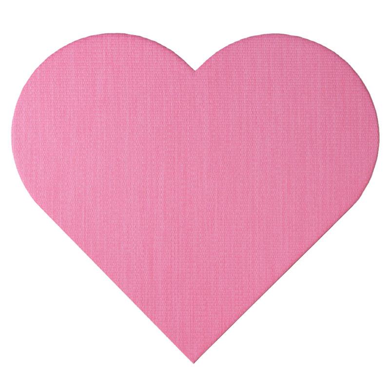 たたみっふる はーと ピンク 1枚 【置き畳】【畳 マット】【畳 フローリング】