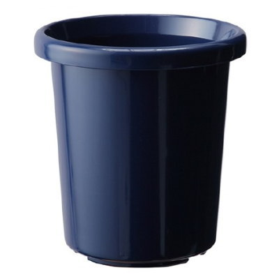観葉植物など 背丈のある植物に最適 青色のプラスチック鉢 プラ鉢 長鉢F型 オンライン限定商品 4905980019119 贈答品 ブルー アップルウェアー 4号 12.5Φx13.3cm