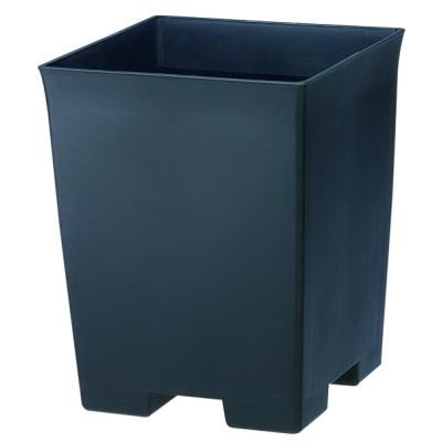スクエア型のスタイリッシュなアウター 鉢カバー ラクア 360型 チャコール 4903266722937 スーパーSALE セール期間限定 36×36×H45.5cm ヤマトプラスチック鉢 18%OFF 大和プラ販