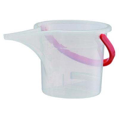 18%OFF 目盛りつきバケツ 散水用品 水差しバケツJOY 5型 5L 大和プラ販 ヤマトプラスチック 新商品!新型 クリア 4903266600044