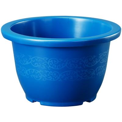大和プラスチック 輪鉢 25号 5鉢組 ブルー 5鉢組 ※模様なし※ 25号【りん鉢 ポット ブルー ヤマトプラ販 4903266252236】, さくらんぼの里山形「味の農園」:f5c4f8ce --- sunward.msk.ru