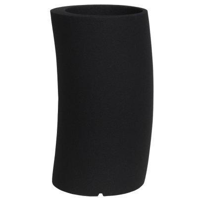 大型鉢カバー カーブ 33H型 ブラック 33×H60.5cm【大和プラ販 ヤマトプラスチック グラスファイバー FRP 植木鉢 4903266725570】
