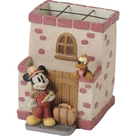 【送料無料】ディズニー ミッキーマウス!セトクラフト SD-6137-1600 傘立てショート&ロング(ミッキー)トラベラー