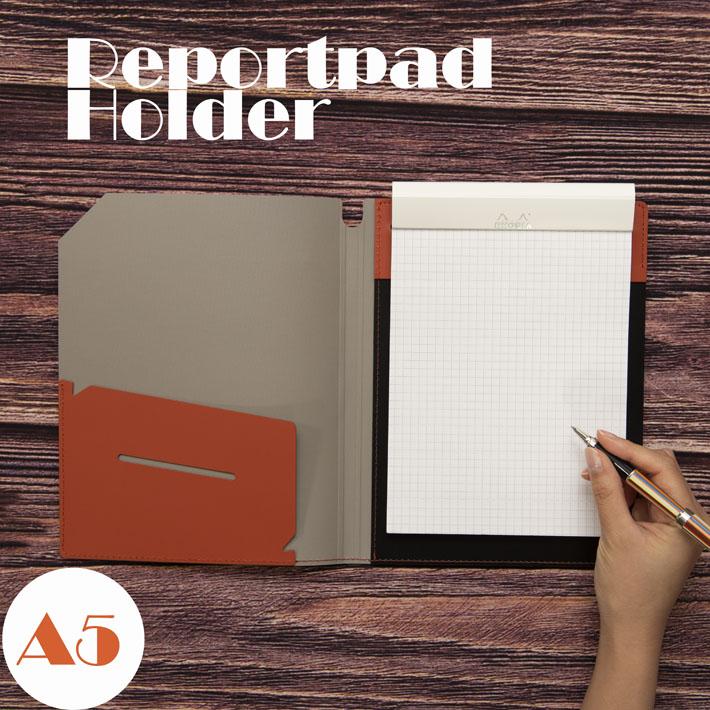 期間限定 ビジネスシーンをデザインする カラフルなカラーバリエーションでファッションやビジネスシーンに分けて使い分けることができる biz 信頼 design レポートパッドホルダー RE:A5 シリーズ