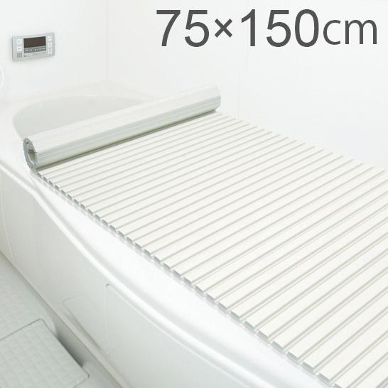 防カビ加工 オーエ ポリプロ風呂ふた L‐15 年末年始大決算 大放出セール アイボリー 約75×151cm