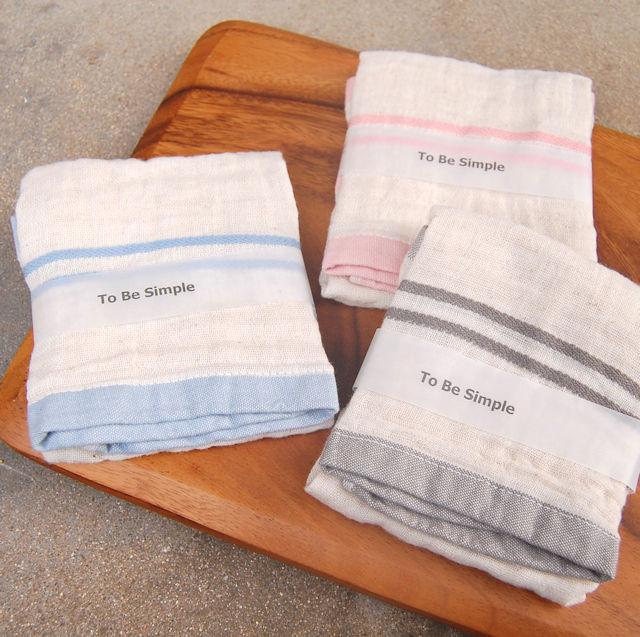 安心のメイドインジャパン 正規品スーパーSALE×店内全品キャンペーン 柔らかな肌触りのタオルです リネンナチュラルボーダーハンドタオル コンパクト対応 タオル アパレル エチケット リネン ボーダー シンプル ナチュラル 大特価