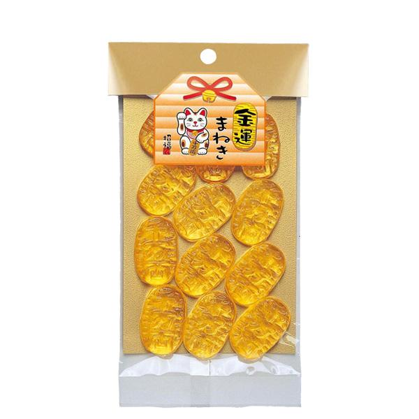 金運まねき千万両黄金飴 24個セット べっこう飴 黄金 日本 お菓子 ビンゴ景品 業務用 バザー