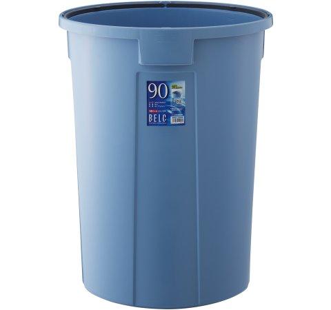【メーカー直送】 ベルクペール90N(90L) 本体 ブルー 5個入(ケース販売) 【送料無料】一部地域除く