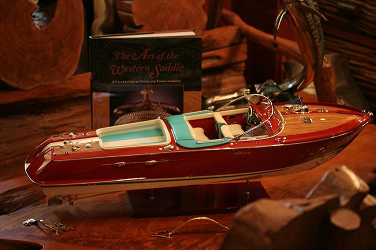 KiADE キアデ フランスヨット R AQUA87【置物/船/インテリア/オブジェ】【バレンタイン/クリスマス/記念日】【プレゼント/父の日/彼氏/ブランド/高級】