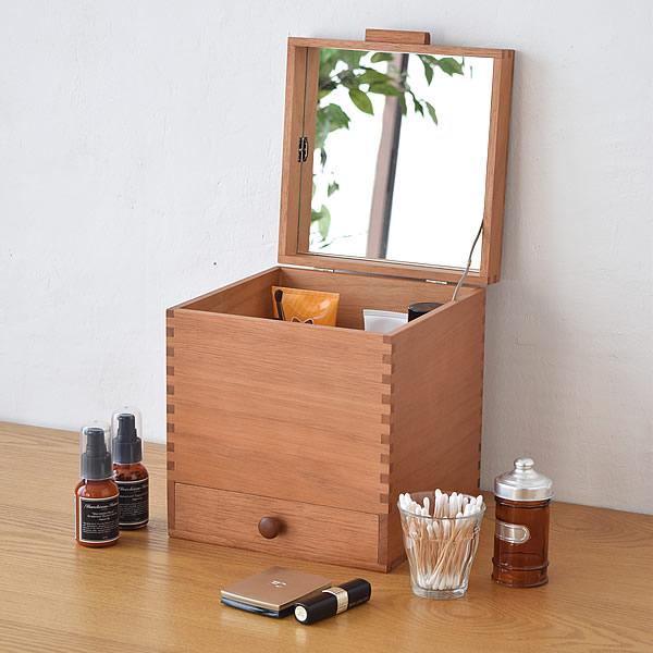 zakkashop makeup box kurashiki architectural planning office makeup box cosmetic box. Black Bedroom Furniture Sets. Home Design Ideas