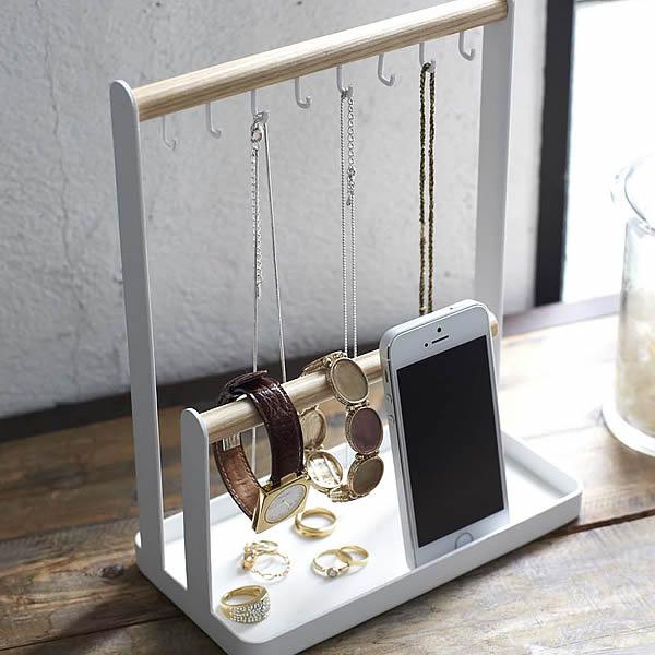 アクセサリースタンド【送料無料】トスカ【tosca】accessoriesstand/山崎実業