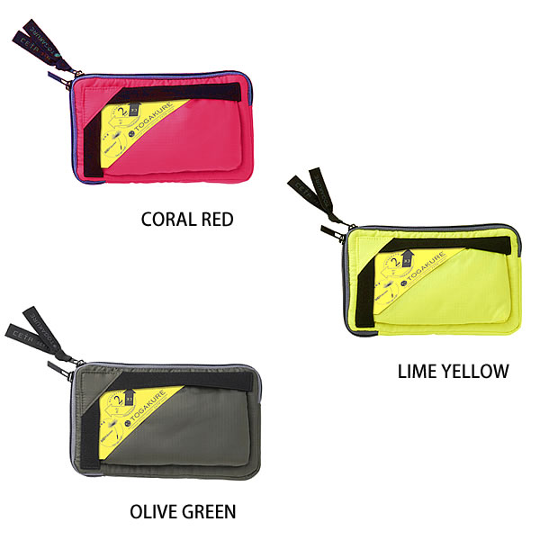 Put bag in bag ☆ ☆ toggle BAG in BAG XS size /TOGAKURE CETA Series / inner bag / cosmetic case / makeup pouch / brush / pencil case / storage / popular / small / men's / women's / stationery / mini / slim / Smartphone / marks / simple / / light, organize