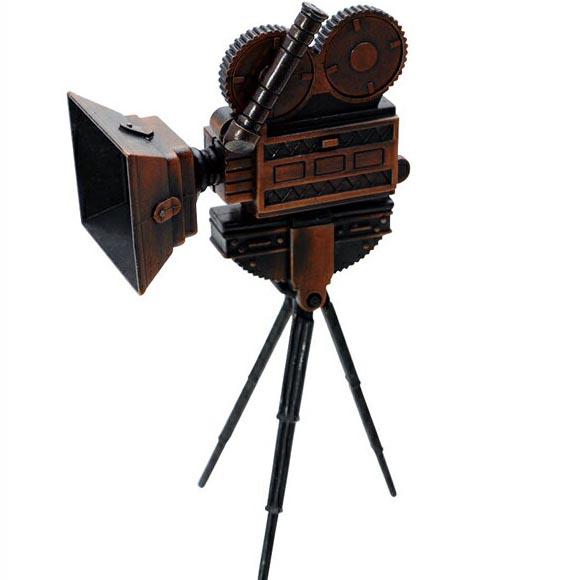 楽天市場】アンティークシャープナー 映写機 鉛筆削り 手動 おもしろ ...