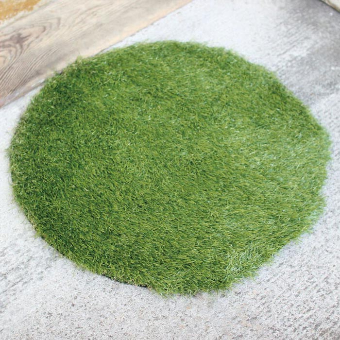 pet rubber grass backing com ac patch realistic artificial w drainage pzg amazon mats lead mat inch holes dp free synthetic