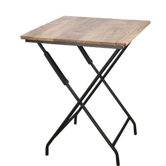 送料無料 送料込 ANCIENT FOLDING TABLE テーブル サイドテーブル ミニテーブル アンティーク ディスプレイスタンド 引き出し