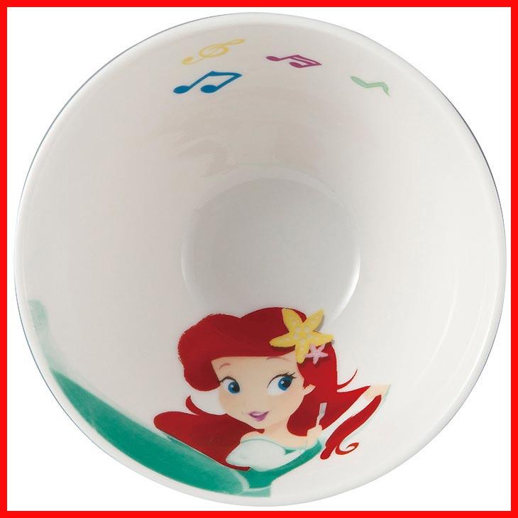 子供食器 茶碗 プリンセス ディズニー プリンセス ラプンツェル シンデレラ アリエル