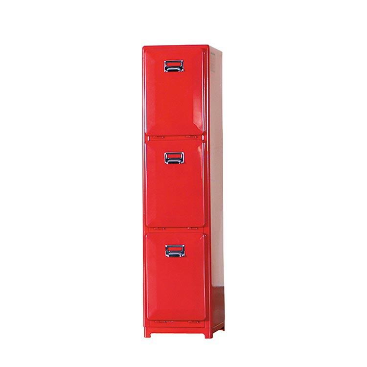 【激安】 【送料無料】TRIDECKER RED ダルトン DULTON ゴミ箱 袋 ごみ箱 分別 リビング スリム おしゃれ ふた付き キッチン リビング ごみ箱 袋 見えない, MOTOBLUEZ(モトブルーズ):e4753127 --- studd.xyz