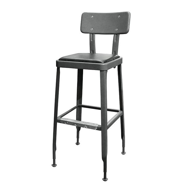 【送料無料】STANDARD BAR CHAIR H.GRAY ダルトン DULTON 椅子 おしゃれ インテリア アンティーク レトロ ダイニングチェア カウンターチェア
