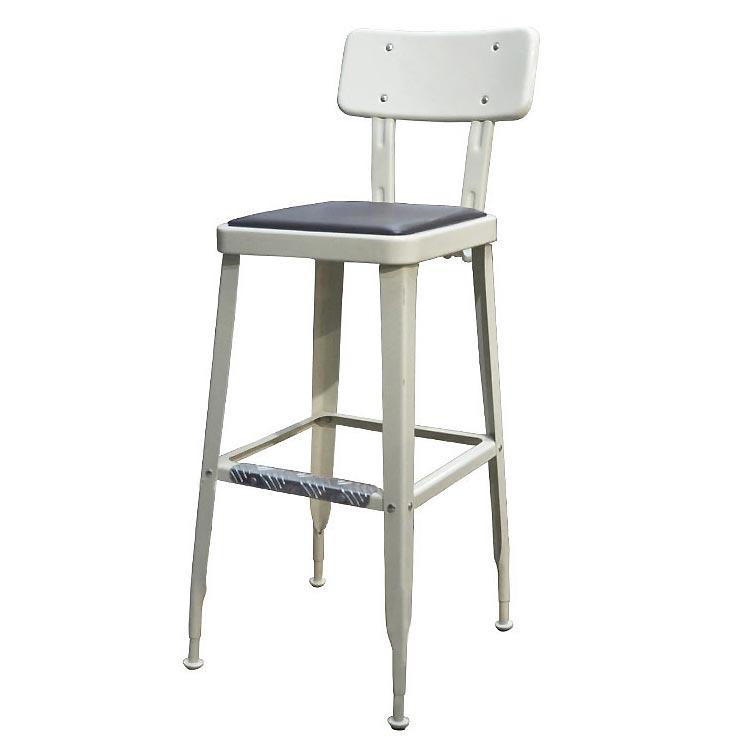 【送料無料】STANDARD BAR CHAIR IVORY ダルトン DULTON 椅子 おしゃれ インテリア アンティーク レトロ ダイニングチェア カウンターチェア