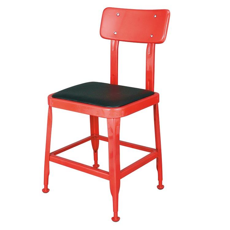 【送料無料】STANDARD CHAIR RED ダルトン DULTON 椅子 おしゃれ インテリア アンティーク レトロ ダイニングチェア カウンターチェア