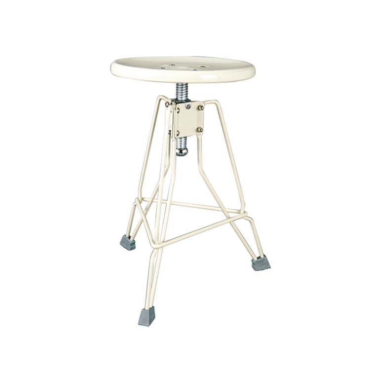 【送料無料】STOOL ''CLIPPER II'' IVORY ダルトン DULTON スツール 椅子 おしゃれ アンティーク カウンターチェア ダイニング レトロ 丸椅子
