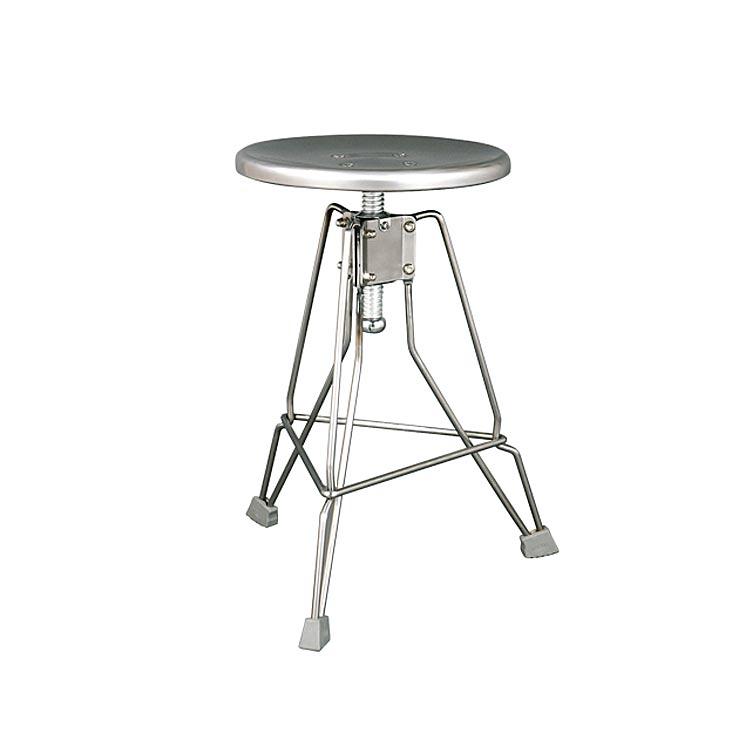 【送料無料】STOOL ''CLIPPER II'' RAW ダルトン DULTON スツール 椅子 おしゃれ アンティーク カウンターチェア ダイニング レトロ 丸椅子
