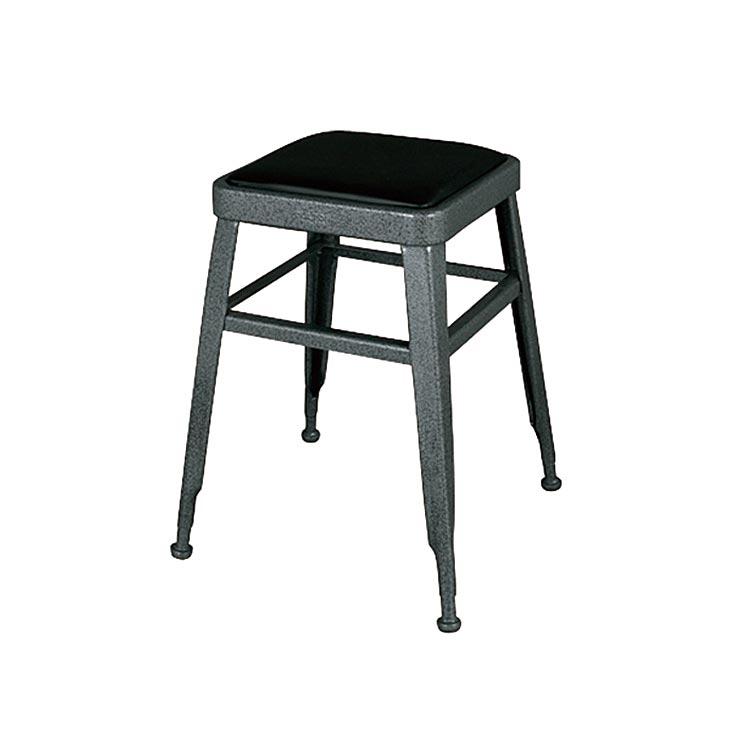 【送料無料】LIGHT-45 STOOL HAMMERTONE GRAY ダルトン DULTON スツール 椅子 おしゃれ カウンターチェア
