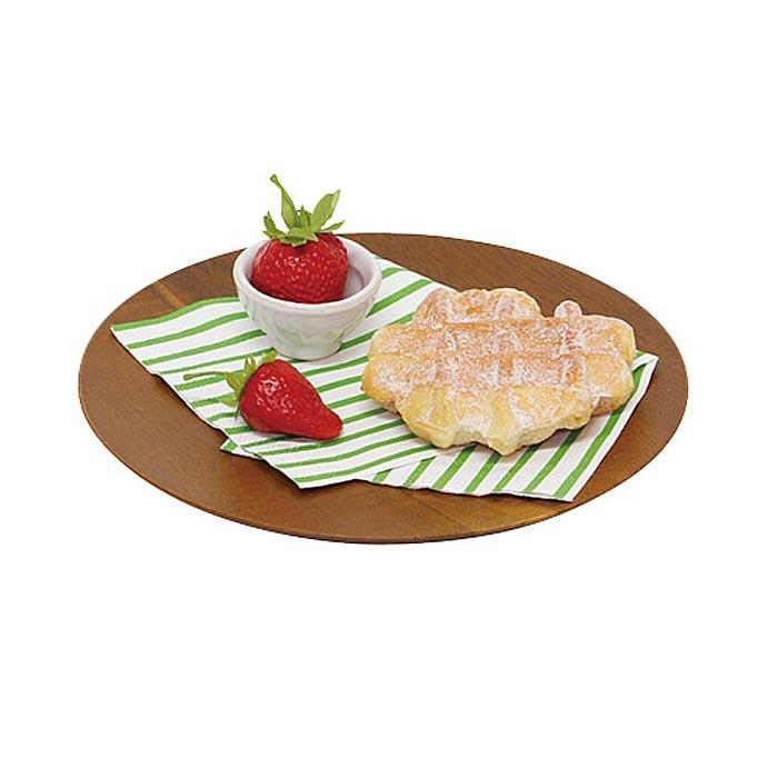 プレート 皿 ランチプレート 木 木製 食器 L おしゃれ 即納 アカシア 可愛い食器 新作続 ラウンドトレー