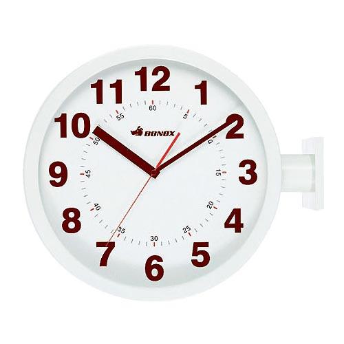 【送料無料】DOUBLE FACES WALL CLOCK IV ダルトン DULTON 壁掛け時計 おしゃれ アンティーク レトロ 両面 掛け時計 かわいい 時計 壁掛け ウォールクロック