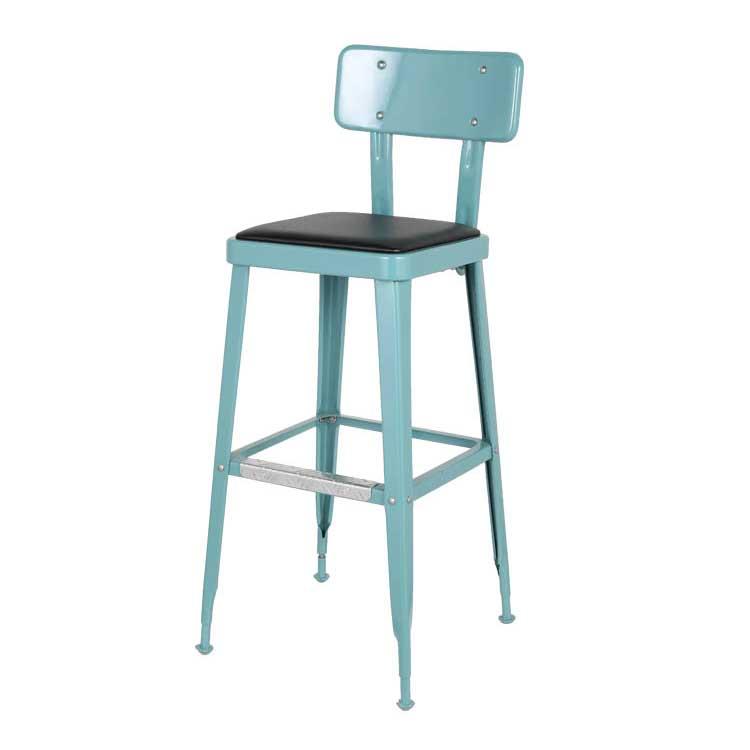 【送料無料】STANDARD BAR CHAIR GRAY GREEN ダルトン 椅子 チェアー カウンターチェアー ブルー おしゃれ バーチェアー