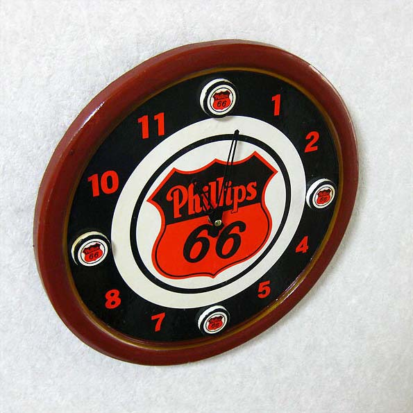 Clock-wall-clock-American goods-antique-Route66 antique-rock «Valentine's day-Valentine's day-Giri-presents-bingo-giveaway»
