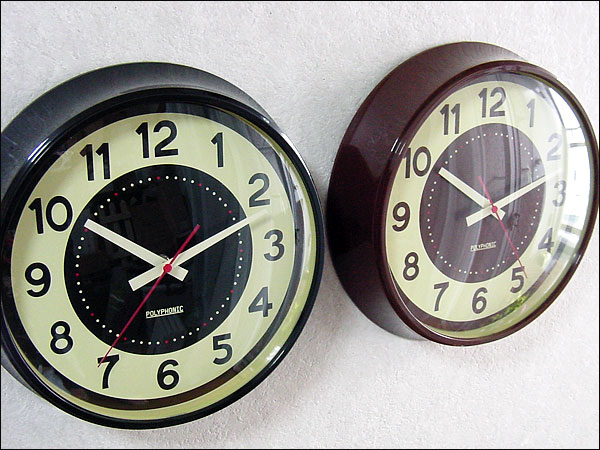 Clock-wall-wall clock-fashionable-interior-wall clock Windsor «Christmas gifts-kids-Santa-party-presents-bingo-giveaway»