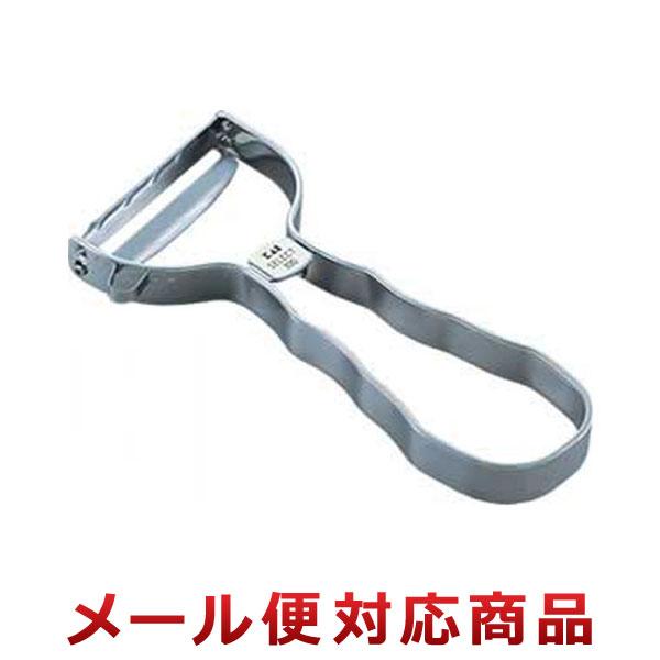 手にフィットしてよく切れる斜め刃のステンレスピーラー  貝印 SELECT100 T型ピーラー DH-3000(2個までメール便対応)