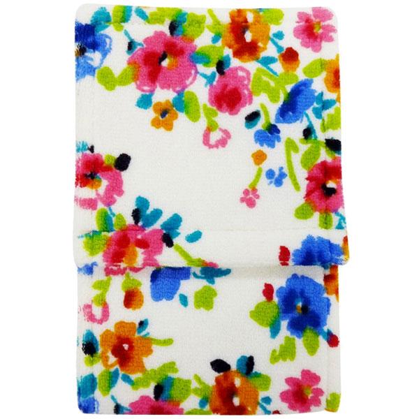 たくさんの花々が空間を鮮やかに彩るパリ風のトイレタリー トイレカバー北欧通販ギフト 送料無料カード決済可能 ヨコズナクリエーション 激安超特価 ジェンヌ トイレットペーパーホルダーカバー