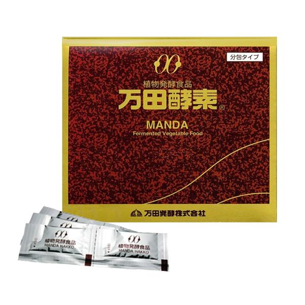 【5個セット、送料、代引手数料無料】【万田酵素ペースト分包タイプ150g(2.5g×60包)】