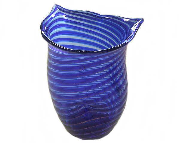 【送料無料】ベネチアンガラスの花器 C   【YDKG-td】