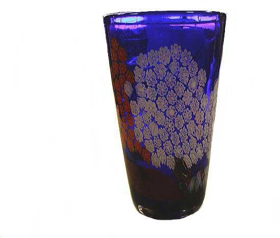 【送料無料】ベネチアンガラスの花器 J   【YDKG-td】