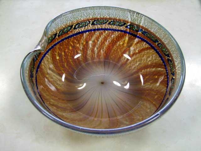 【送料無料】ベネチアンガラスの器 J   【YDKG-td】